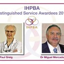 Thumbnail for 2019 IHPBA Distinguished Service Awards