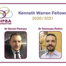 Thumbnail for Kenneth Warren Fellows 2020/2021